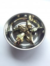 Magnetic bowl