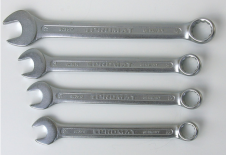 SET of open-end / ring spanners